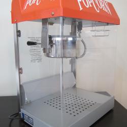 Popkorni masin eest vaade pilt