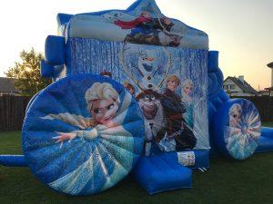 Batuudi rent Frozen tõld Elsa eest pilt