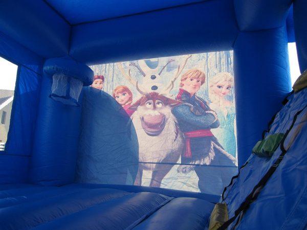 Batuudi rent Frozen tõld Elsa seest pilt